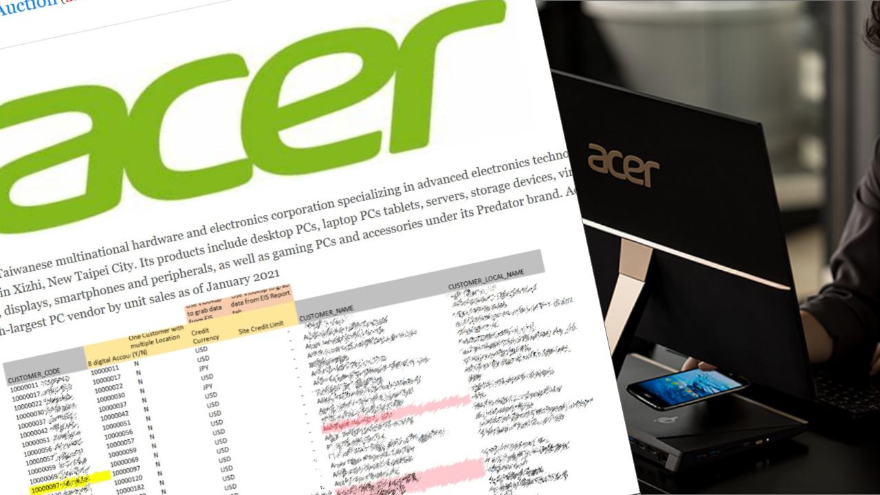 Acer'a beklenmedik saldırı: 50 milyon dolar istiyorlarAcer'ın 50 milyon dolarlık fidye yazılımı saldırısına uğradığı bildirildi. Saldırganların, şirketin …