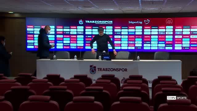 Trabzonspor – MKE Ankaragücü maçının ardından – Abdullah Avcı
