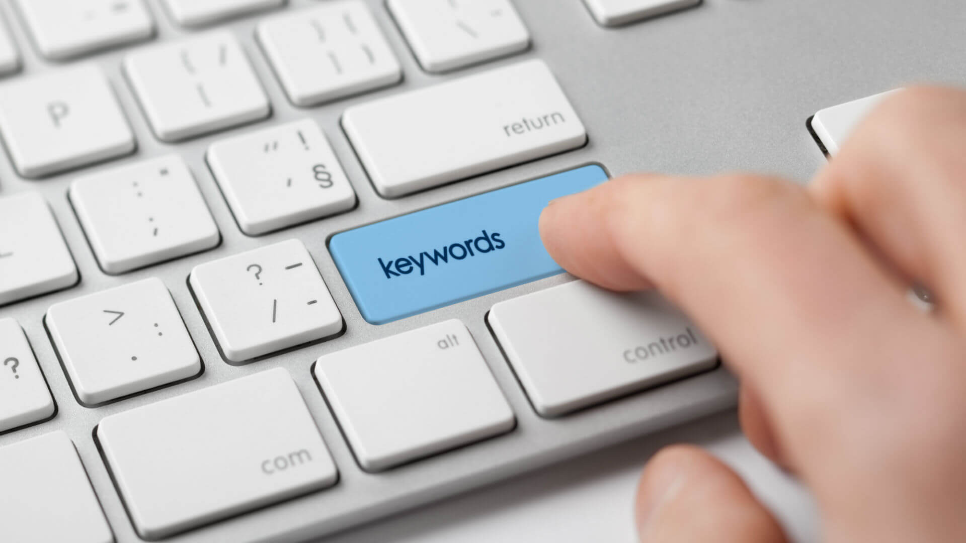 Doğru Anahtar Kelime Seçimleri ile Hızlı Sonuç Alın
